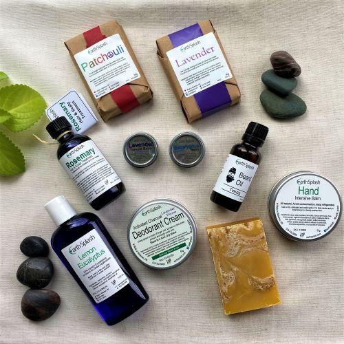 earthSplash skin care products